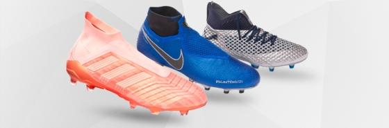 Dernières nouveautés en chaussure de football e7302fb384cc