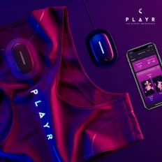 PLAYR + GPS