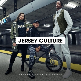 Nike Jersey Culture