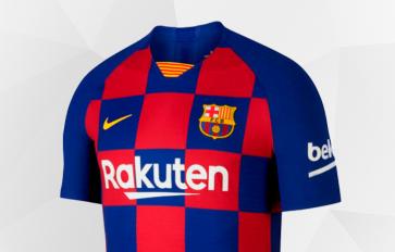 detailing 02970 407f2 FC Barcelona Shirts. Barça football kits - Tienda de fútbol ...