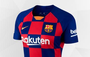 online retailer 218ea ce907 FC Barcelona Shirts. Barça football kits - Football store ...