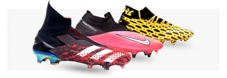 La tabella taglie delle scarpe da calcio Fútbol Emotion