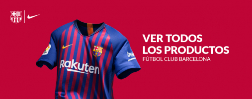 Todos los productos del FC Barcelona