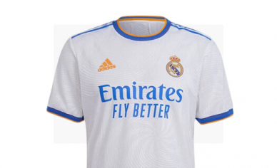 Maglie del Real Madrid. Abbigliamento del Real Madrid 2021 / 2022 ...