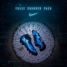 PACK Fully Charged par Nike