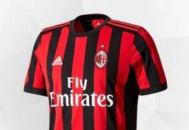 Camiseta adidas del AC Milan
