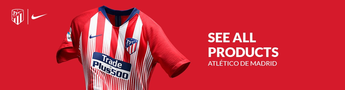All Atlético de Madrid products