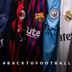 #BACK TO FOOTBALL