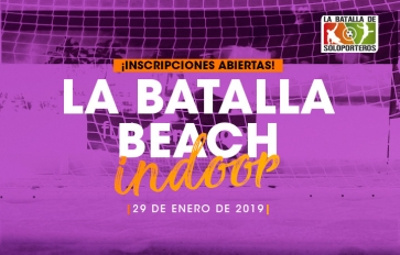 LA BATALLA BEACH