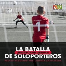 La Batalla de Soloporteros