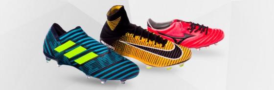 Les nouveautés en chaussures de football