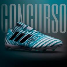 Botas de Messi Firmadas