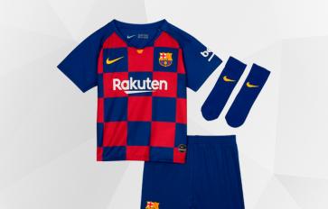 online retailer e7162 53841 FC Barcelona Shirts. Barça football kits - Football store ...