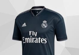 2ª EQUIPACIÓN DEL REAL MADRID