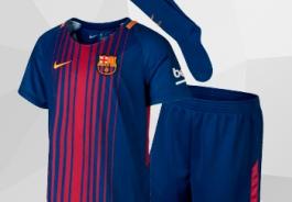 CONJUNTOS DEL FC BARCELONA