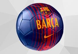 ACCESORIOS Y BALONES DEL FCB