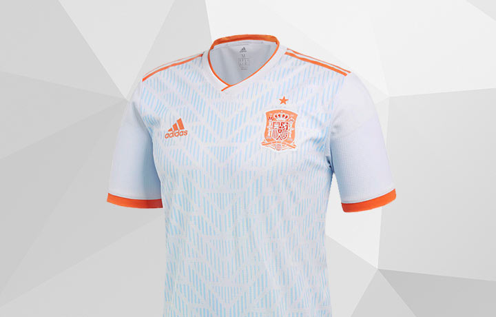 SPANISH FEDERATION AWAY KIT