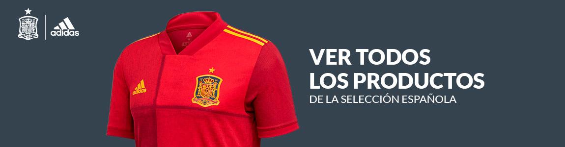 Todos los productos de la Selección Española de Fútbol
