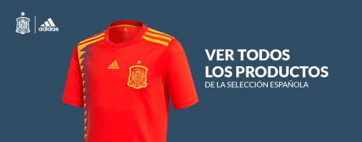 daño triángulo vacío  Camisetas España. Equipación oficial selección española 2020 / 2021 -  Tienda de fútbol Fútbol Emotion
