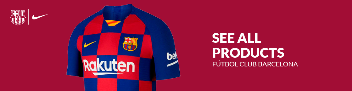 All FC Barcelona products