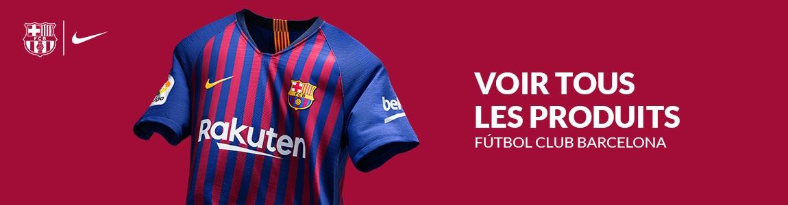 Tous les produits du FC Barcelone