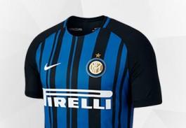 Camiseta Nike del Inter de Milan