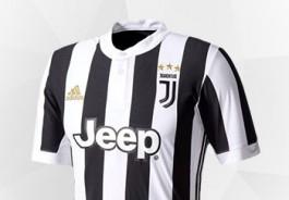 Camiseta adidas de la Juventus