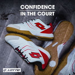 2ead5cd97150 Futsal boots and goalkeeper gloves in a futsal specialized store ...