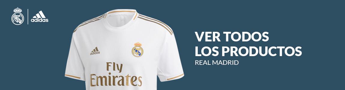 Todos los productos del Real Madrid