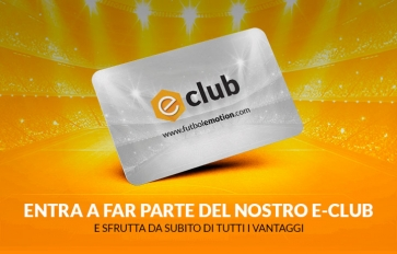 Diventa Socio e-Club