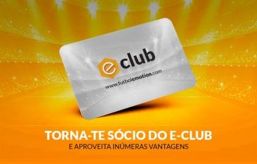 Torna-te Sócio e-Club