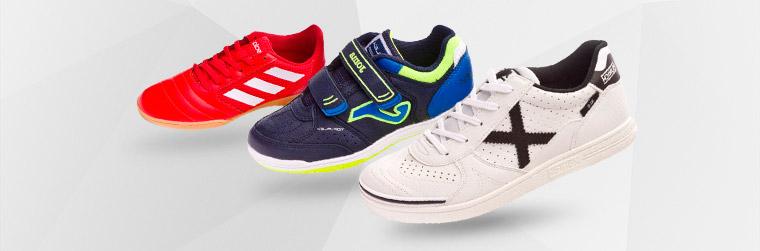 Zapatillas de fútbol sala para niños y niñas