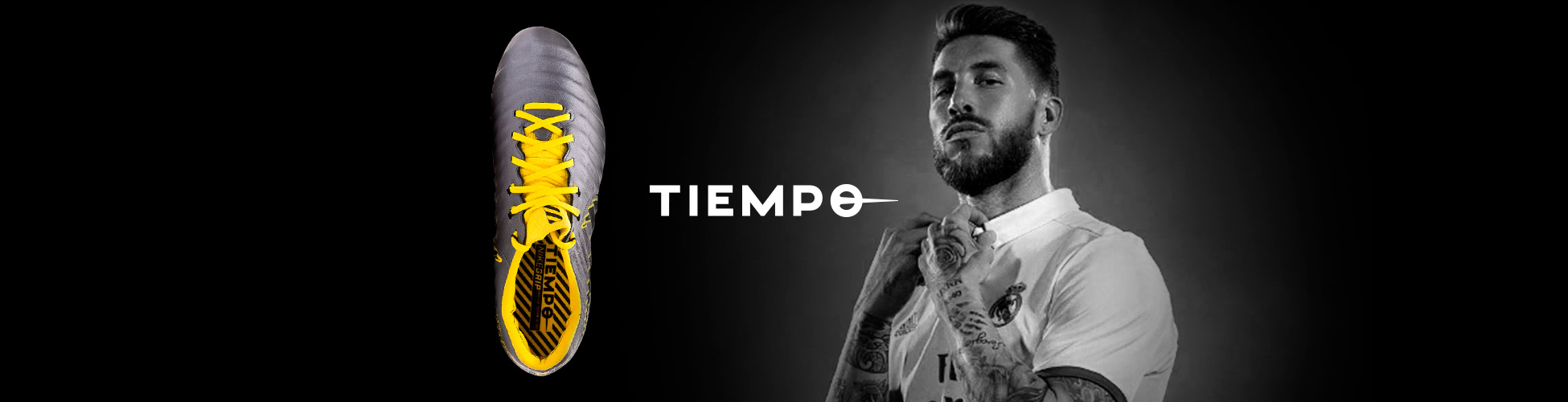 60ed55c6fd6 The boots worn by Sergio Ramos - Football store Fútbol Emotion