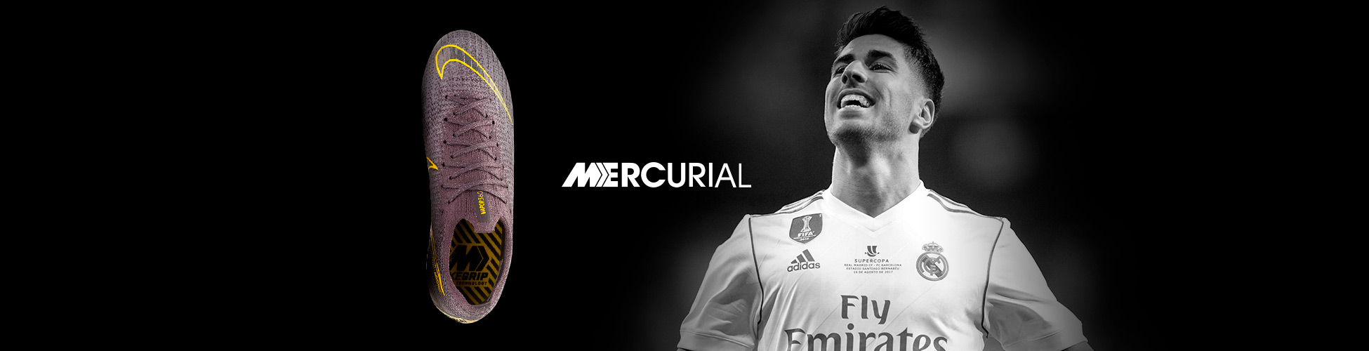 530e16198f0 The boots worn by Marco Asensio - Football store Fútbol Emotion