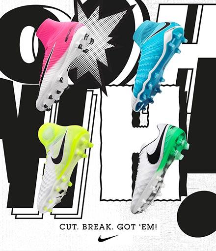 Nike <span>Motion Blur</span>