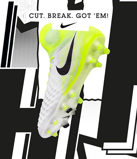 Nike Motion Blur<span> Magista </span>