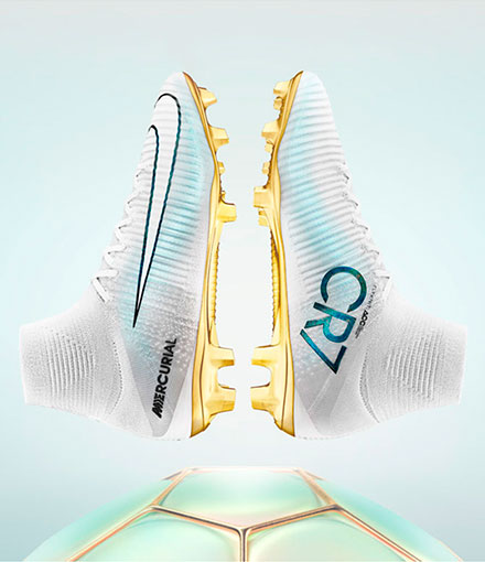 nike <span>mercurial vitorias CR7</span>
