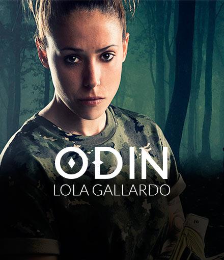 SP Odin Camo Lola Gallardo