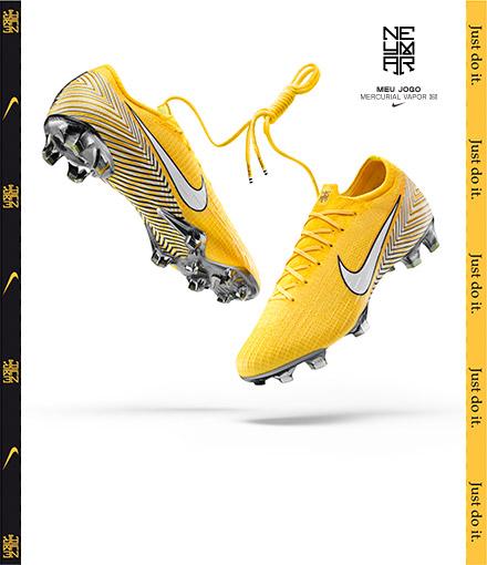 Nike <b>Believe</b> Neymar