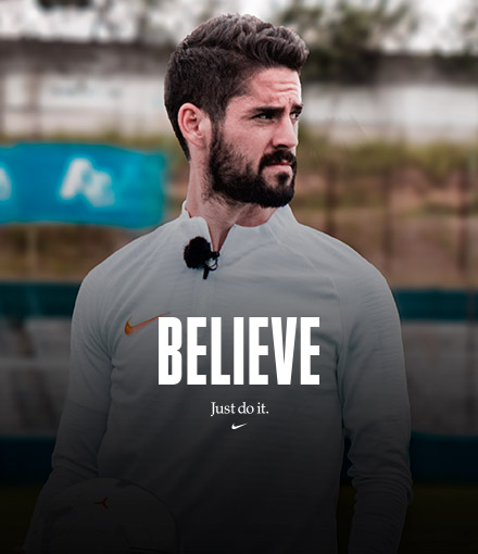 Isco Just Do It