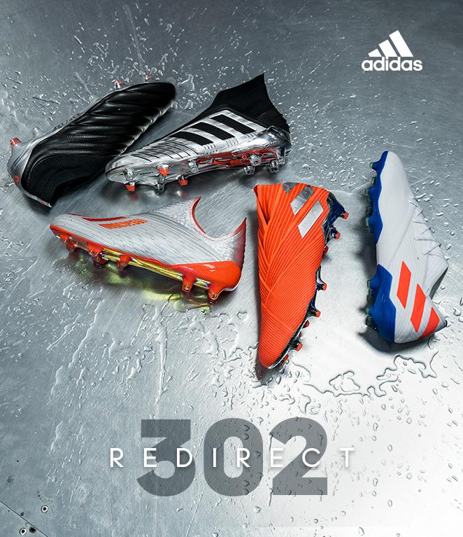 adidas Redirect 302