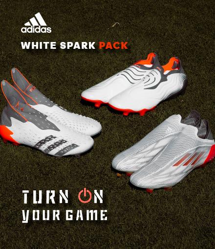 adidas Whitespark Pack