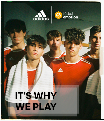adidas it´s why we play