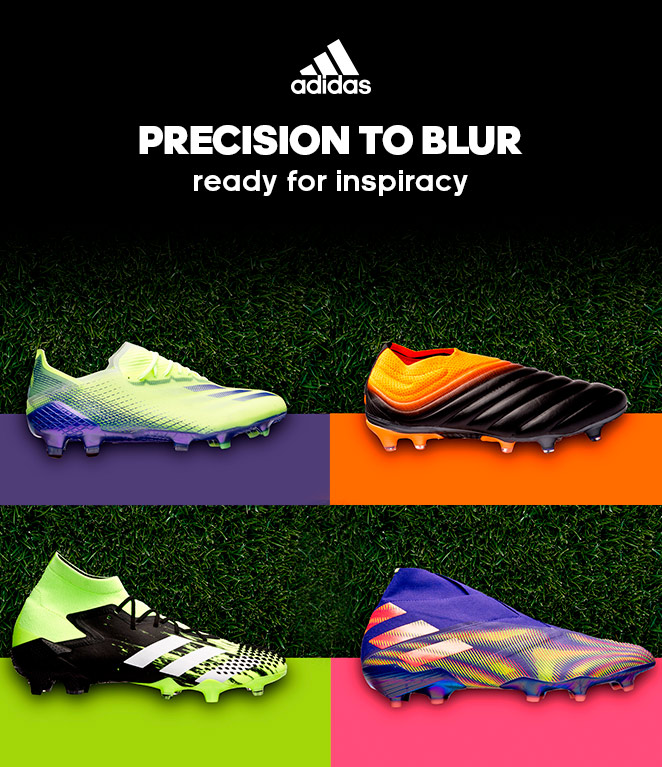 adidas Precision To Blur