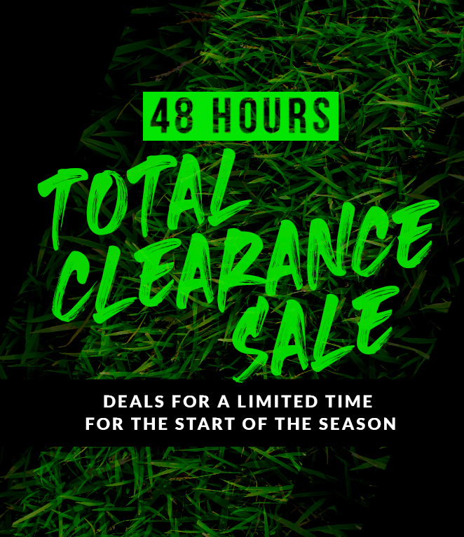 48h Total Clearance Sale