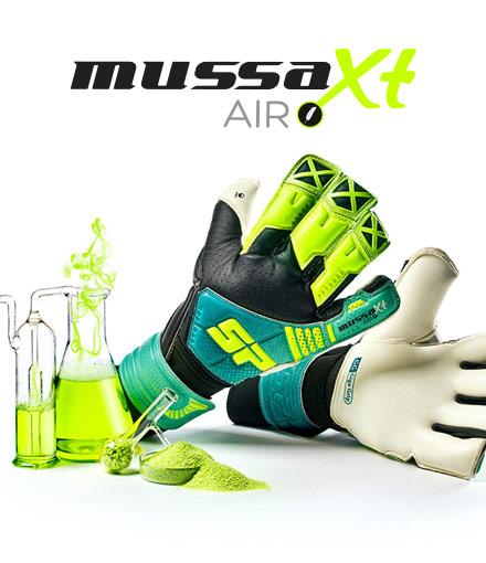 SP Capsule Collection Mussa Air