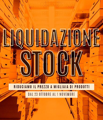 Liquidazione Stock