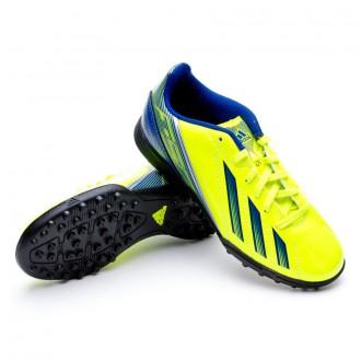 Bota  adidas Jr F5 TRX Turf Electricity