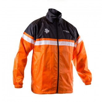 Imperméable  Soloporteros Pantera Orange-Noir