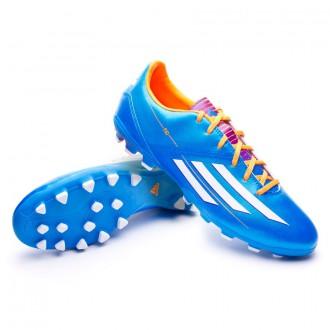 Bota  adidas F10 TRX AG Solar blue
